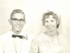 1964 Steve and Evy wedding picture