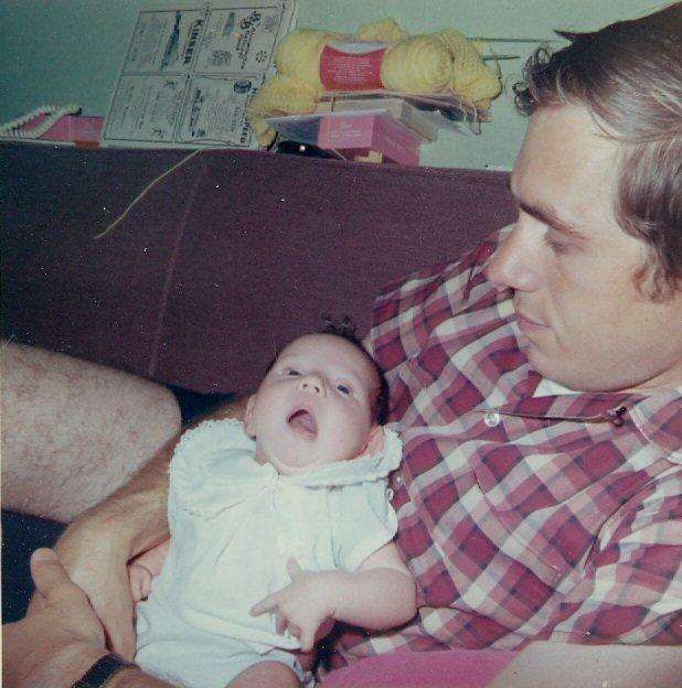 1969 Steve and Stephanie