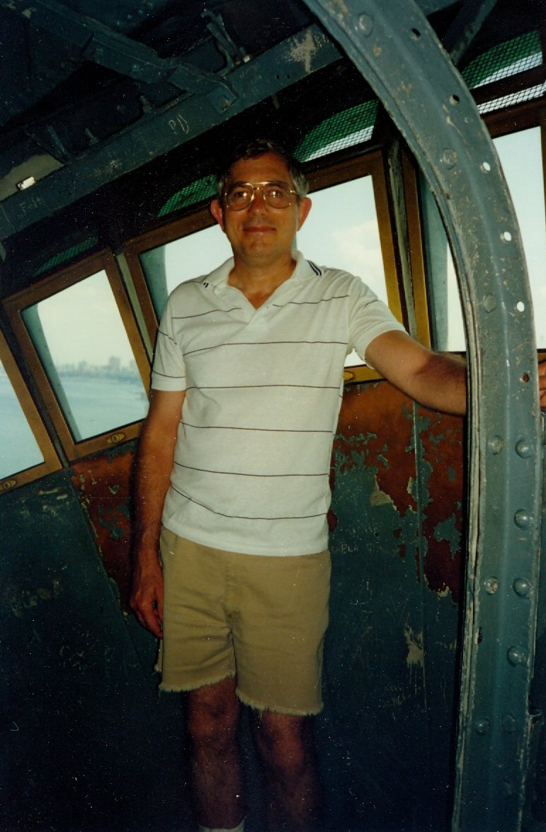 1993 Steve Statue of Liberty