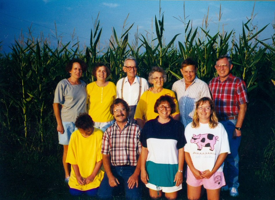 1994 Carl and Edith family