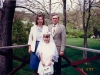 1989 Steve Evy and Kathy at her first communion